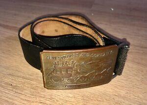 vintage Levis Belt Buckle Levi Strauss & Company belt buckle