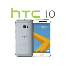 "SMARTPHONE CELLULARE HTC 10 SILVER M10 5,2"" LCD 2K 4GB RAM 32GB 3000MAH 12MP-"