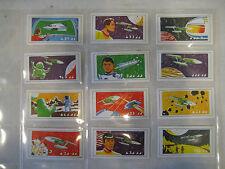 1971 Primrose STAR TREK Original Series vintage confectionary trading cards SET