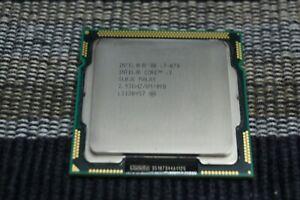 Intel Core i7 870 - 3.3 Ghz CPU