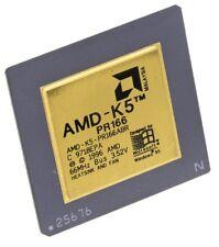 CPU AMD K5 AMD -k5-pr166abr 116 Mhz Presa 7