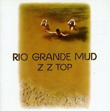 Rio Grande Mud - Zz Top (1987, CD NUEVO)