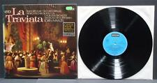 VERDI LA TRAVIATA Orchester Der Deutschen Oper Berlin Maazel 1971 Decca ST Imp