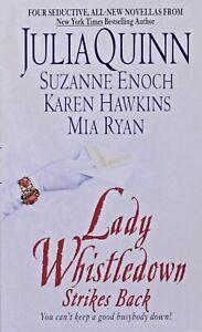 Lady Whistledown Strikes Back by Julia Quinn. NEW Mass Paperback