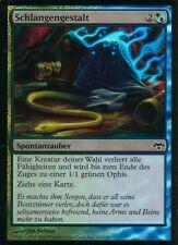 Serpents forme FOIL/Snakeform   EX   Eventide   GER   magic mtg