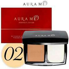 AURA ME Perfect Cover SPF 30 PA Oil Control & Water Proof Powder No. 02