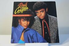 45 RECORD RENE AND ANGELA - YOU DON'T HAVE TO CRY       PICTURE SLEEVE ONLY