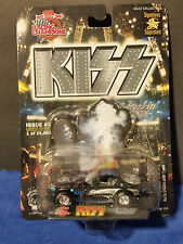 UNOPENED 1998 RACING CHAMPIONS KISS PRO STOCK DRAGSTER 1:64  ISSUE #3 HOT ROCKIN