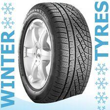 4 x 245/40/20 Pirelli W 240 Sottozero S2 Run Flat Tyres - 99 XL V - WBA13619