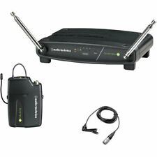 Audio-Technica Atw-901a/L Atw-R900a receiver+Atw-T901a transmitter lavalier mic