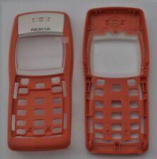 ORIGINALE Nokia 1100 FRONT COVER disco arancione