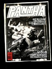 Warren Presents #8 PANTHA Publishing Master Cover Bob Larkin Layout Oct 1980 #WA