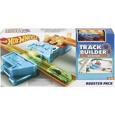Hot Wheels Track Builder System BOOSTER PACK with Vehicle (GBN81) by Mattel