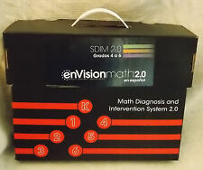 enVision Math 2.0 Spanish Diagnosis & Intervention System Part 2 9780328869497