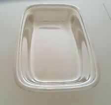 Wallace Sterling Silver Chelsea Rectangular Casserole Dish