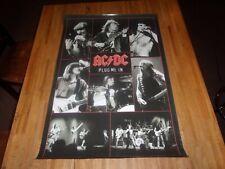 AC/DC : Plug Me In  Poster 24 X 36   Bon Scott Brian Johnson Phil Rudd ACDC