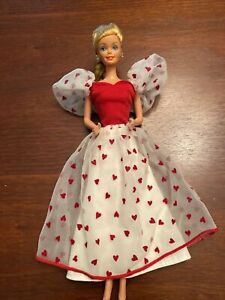 vintage loving you barbie doll superstar