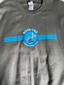 Vintage Blink 182 Rabbit Sweatshirt Sz Large Crappy Punk Rock Rare
