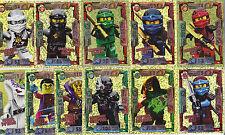 LEGO Ninjago Serie 2 - Trading Card Game - Limitierte Karte zum Aussuchen