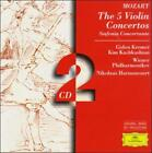 NEW Mozart: The 5 Violin Concertos ~ Kremer (Audio CD)