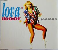 LOVA MOOR : JEALOUS - [ CD MAXI ]