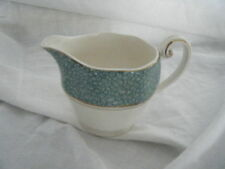 C4 Pottery Wedgwood Garden Milk Jug 13x8cm 2C7A