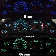 Ford Mustang 99 98 00 01 02 03 04 99-04 Instrument Cluster Gauge Led KIT
