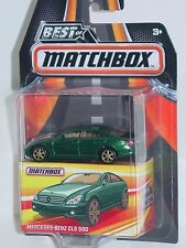 MATCHBOX 2017 IN SERIES 2 MERCEDES-BENZ CLS 500