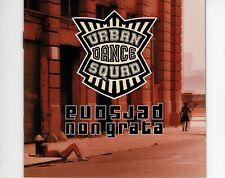 CD URBAN DANCE SQUADpersona non grataHOLLAND EX (B0989)