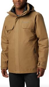 Columbia mens Cloverdale Interchange Jacket Multiple Sizes