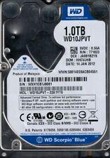 Western Digital WD10JPVT-22A1YT0 1TB DCM: HHCVJHB