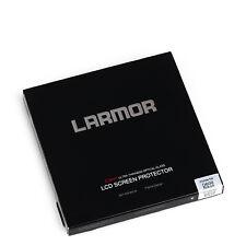LARMOR D600 0,3 mm GGS IV 4 selbsthaftendes Displayschutzglas für Nikon D600