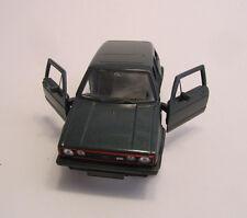 Welly vw Golf 1 GTI/Verde Scuro/pressofuso Model/NEX MODELS/1:34 - 1:39/Scatola Originale