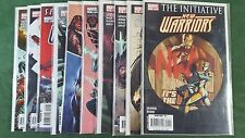 New Warriors 2007 #1-20 Complete Series Set vf-nm bagged boarded