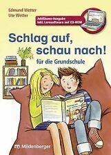 Schlag auf, schau nach!. Wörterbücher und Hefte f...   Buch   Zustand akzeptabel