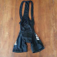 New listing Nike Mens Large Cycling Bibshorts Nike Fit Dry GetSweat Compression Shorts Bib L
