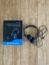 Sennheiser HD 25 Over th Ear Professional DJ Headphones - Black