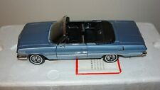 Estate Find Franklin Mint 1963 Chevy Impala Ss Convertiable L@k Buy it now