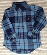 Chemise à manches longues GAP taille 4 ans
