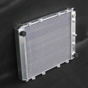 Aluminum Radiator For Volvo 240 244 245 740 760 940 960 2.3L 4Cyl 79-98 AT/MT 2R