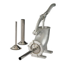 NEW LEM Products 823 Hand Powered 3lb Countertop Tinned Sausage Stuffer