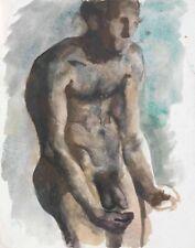 Pavel Tchelitchew Male Nude Print 11 x 14  # 4916