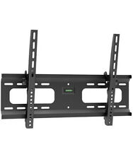 TV WALL MOUNT Bracket TILT LCD LED Plasma Flat VESA 37 40 42 50 55 60 65 70 Inch