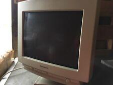 "Magnavox 14"" CRt Computer Monitor  MV5011M001- Philips 1997"