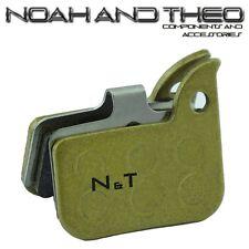 N&T SRAM Apex 1 HRD Rouge Rival HRD Force HRD frittée plaquette frein à disque