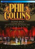 Phil Collins - Going Back - Live At Roseland Ballroom, Nyc Nuovo DVD