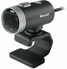 Microsoft Lifecam Cinema 720p HD Vídeo Cámara Web Usb