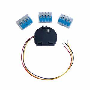 Shelly Addon für Shelly 1 / 1PM für bis zu 3 Temperatursensoren oder 1 Schalter