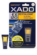 XADO Diesel Engine Oil Additive Restoration Treatment Saves Fuel Cuts Emissions
