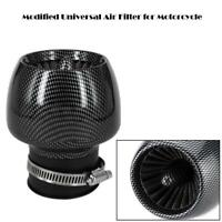 2x Motorcycle Air Cleaner Intake Filter Mushroom Pod For 28-48mm Motorcycle ATV